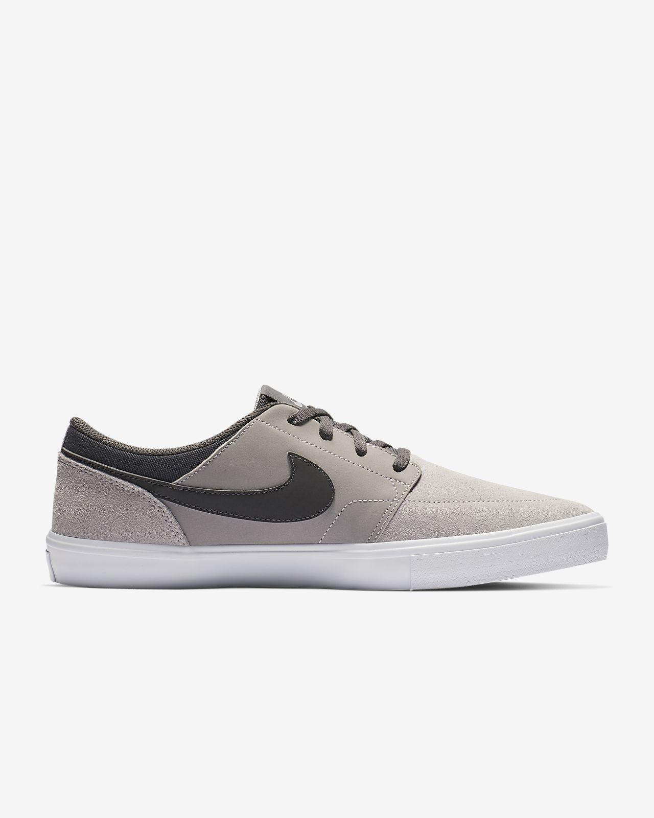 wholesale dealer 03f3c 37c59 ... Skateboardsko Nike SB Solarsoft Portmore II för män