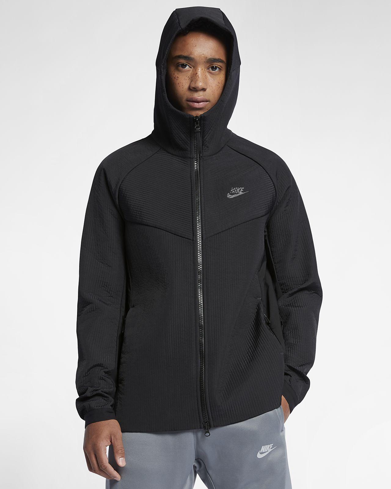 Nike Sportswear Tech Pack Herren Webjacke mit Kapuze