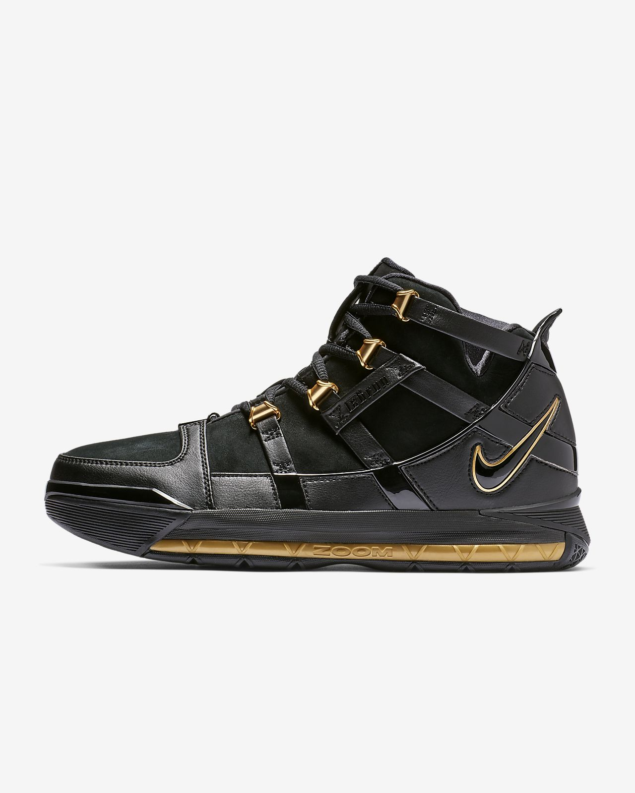 be3403e8e26 Zoom LeBron 3 QS Men s Shoe. Nike.com IN