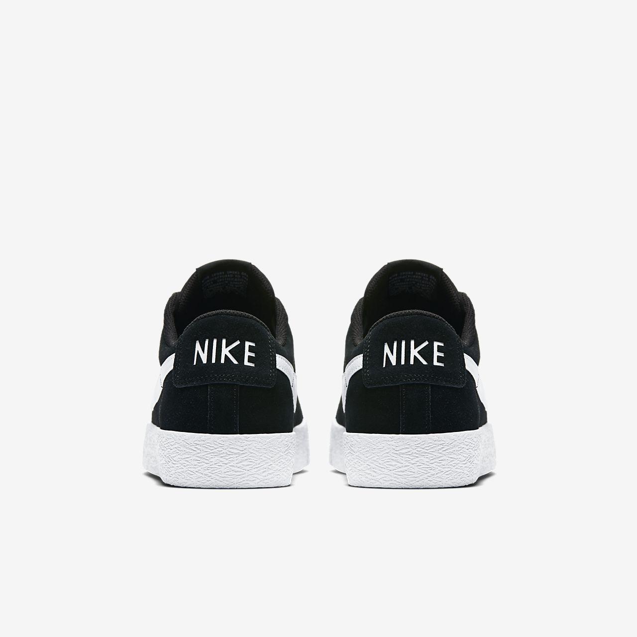 size 40 176a6 90ff9 ... Chaussure de skateboard Nike SB Blazer Zoom Low pour Homme