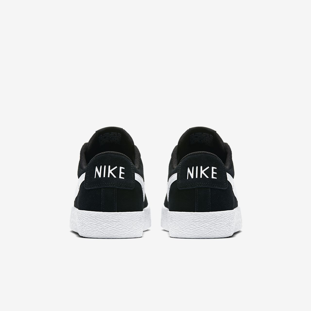 new style 42bcc 88e09 ... Nike SB Blazer Zoom Low-skatersko til mænd