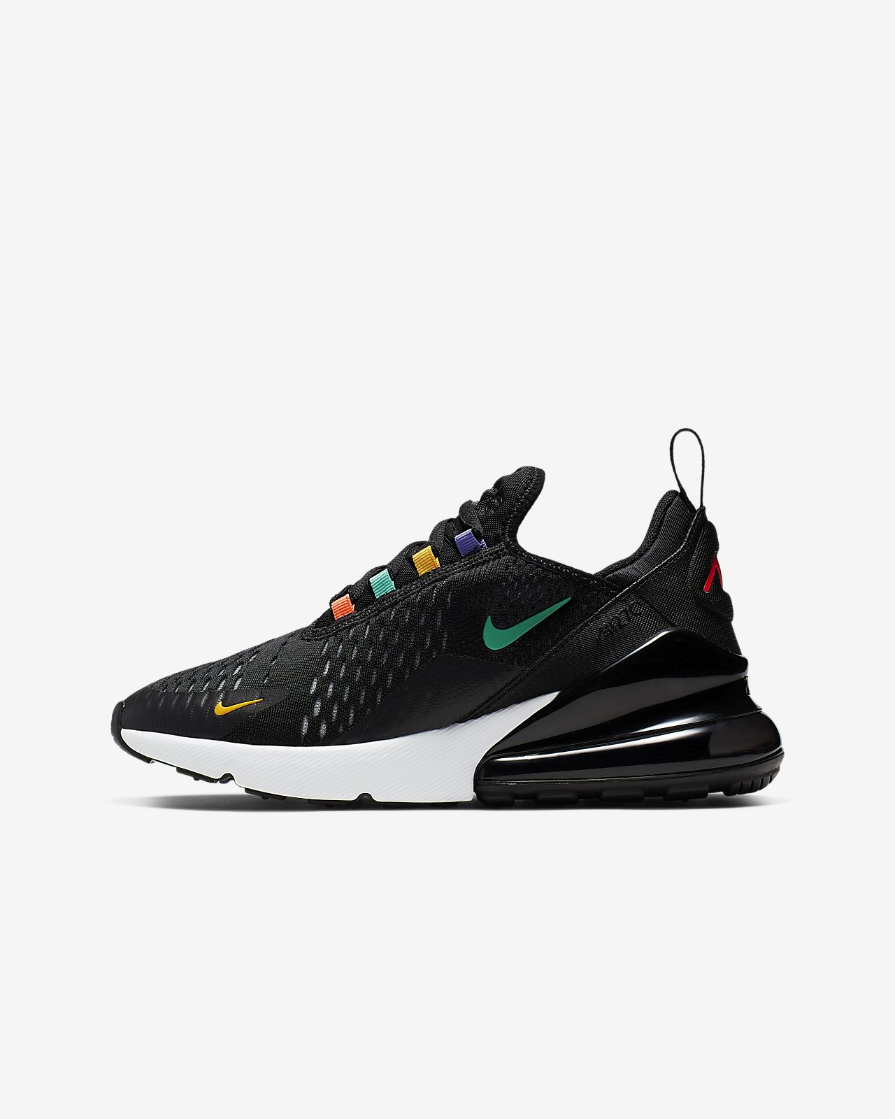 Air Max 270 Trainers In Black