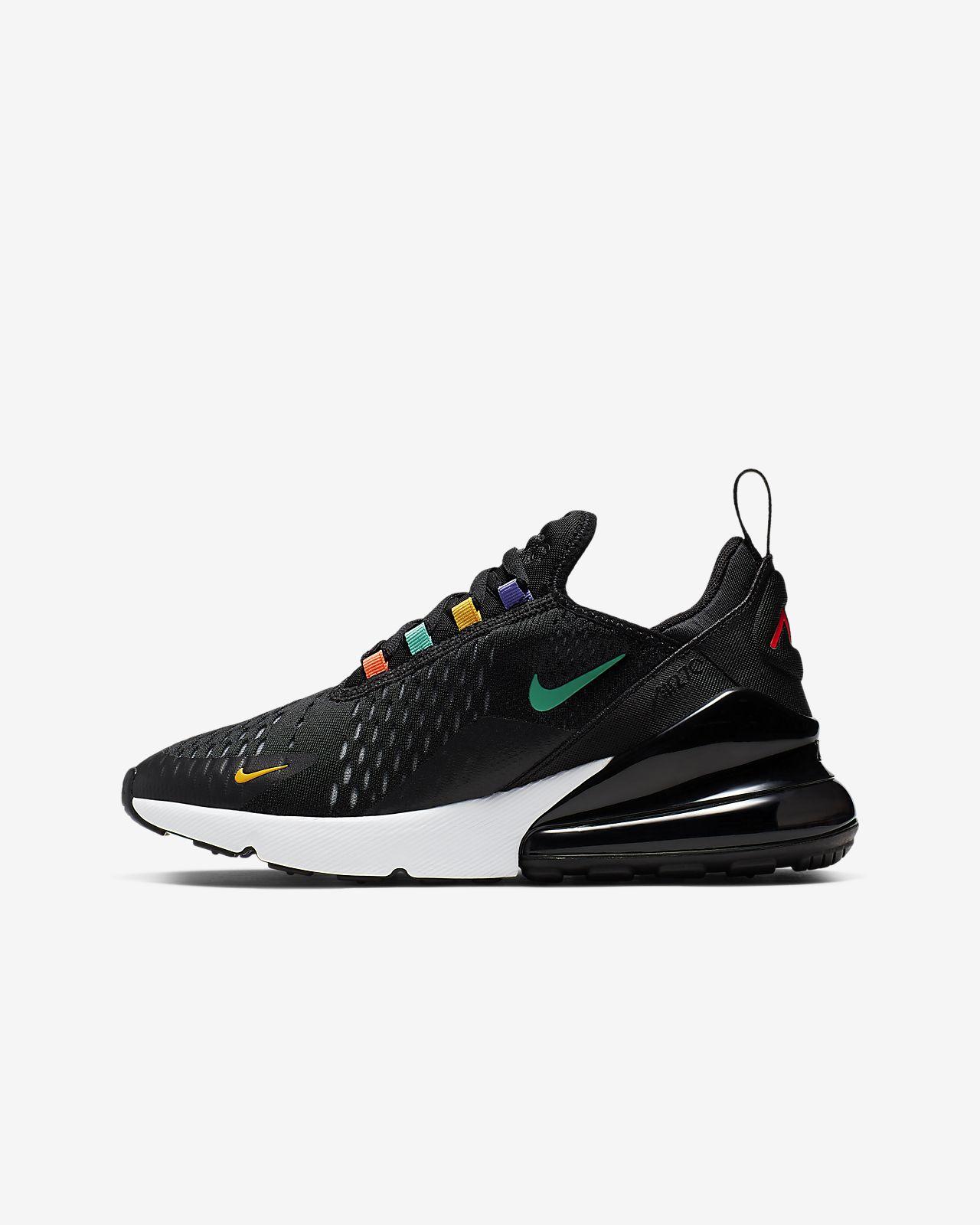 Buty dla dużych dzieci Nike Air Max 270 Game Change