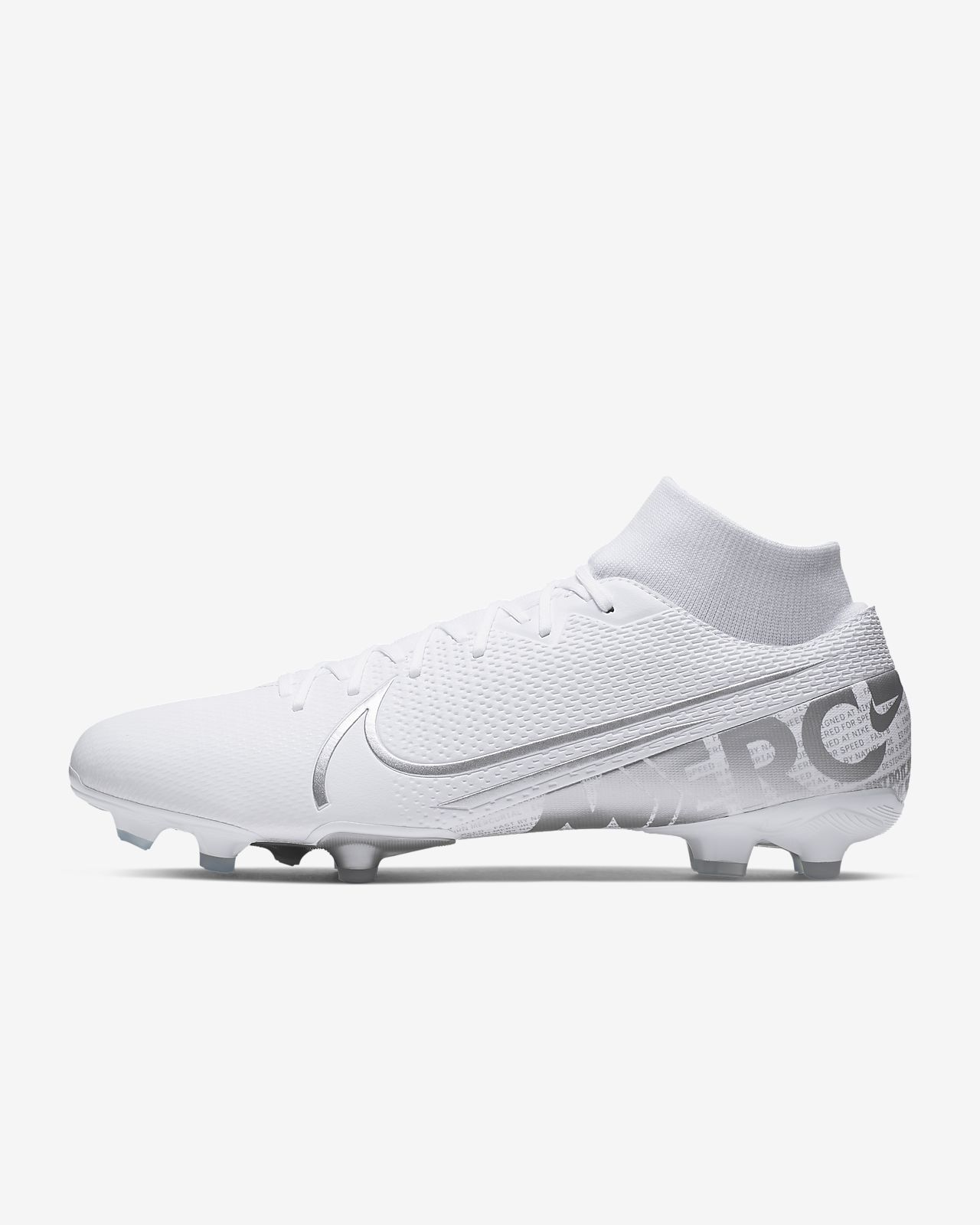 latest 100% top quality wholesale online Chaussure de football multi-surfaces à crampons Nike Mercurial Superfly 7  Academy MG