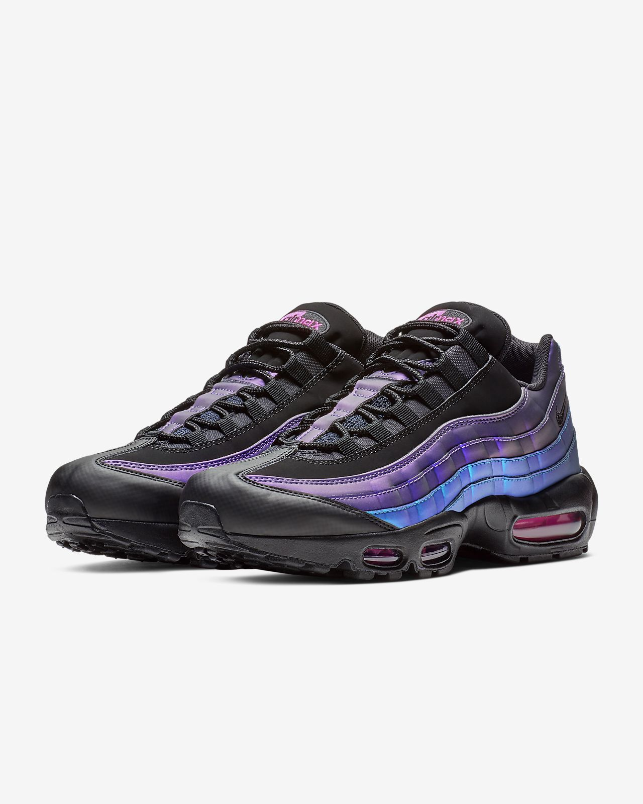 new style af2d1 6a5c0 ... Chaussure Nike Air Max 95 Premium pour Homme