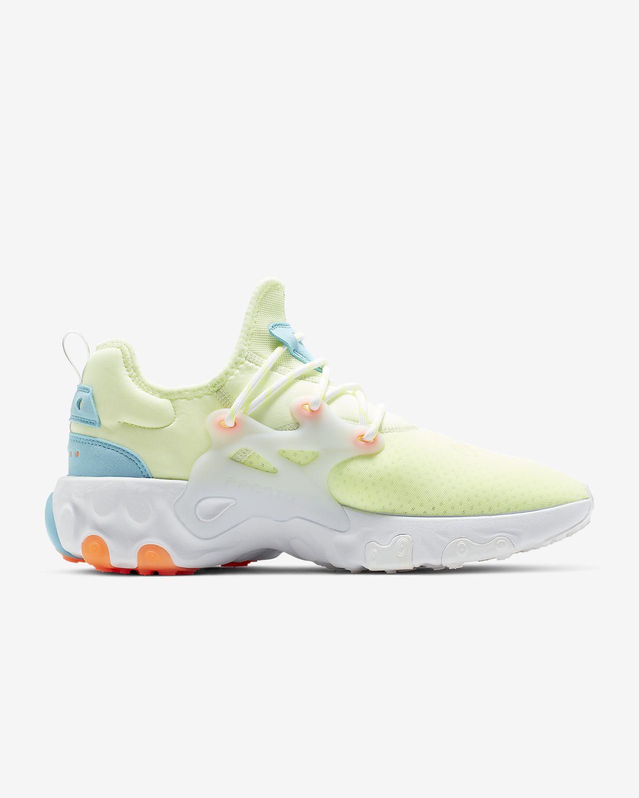8ae685d38f1 Nike React Presto Psychedelic Lava Men's Shoe