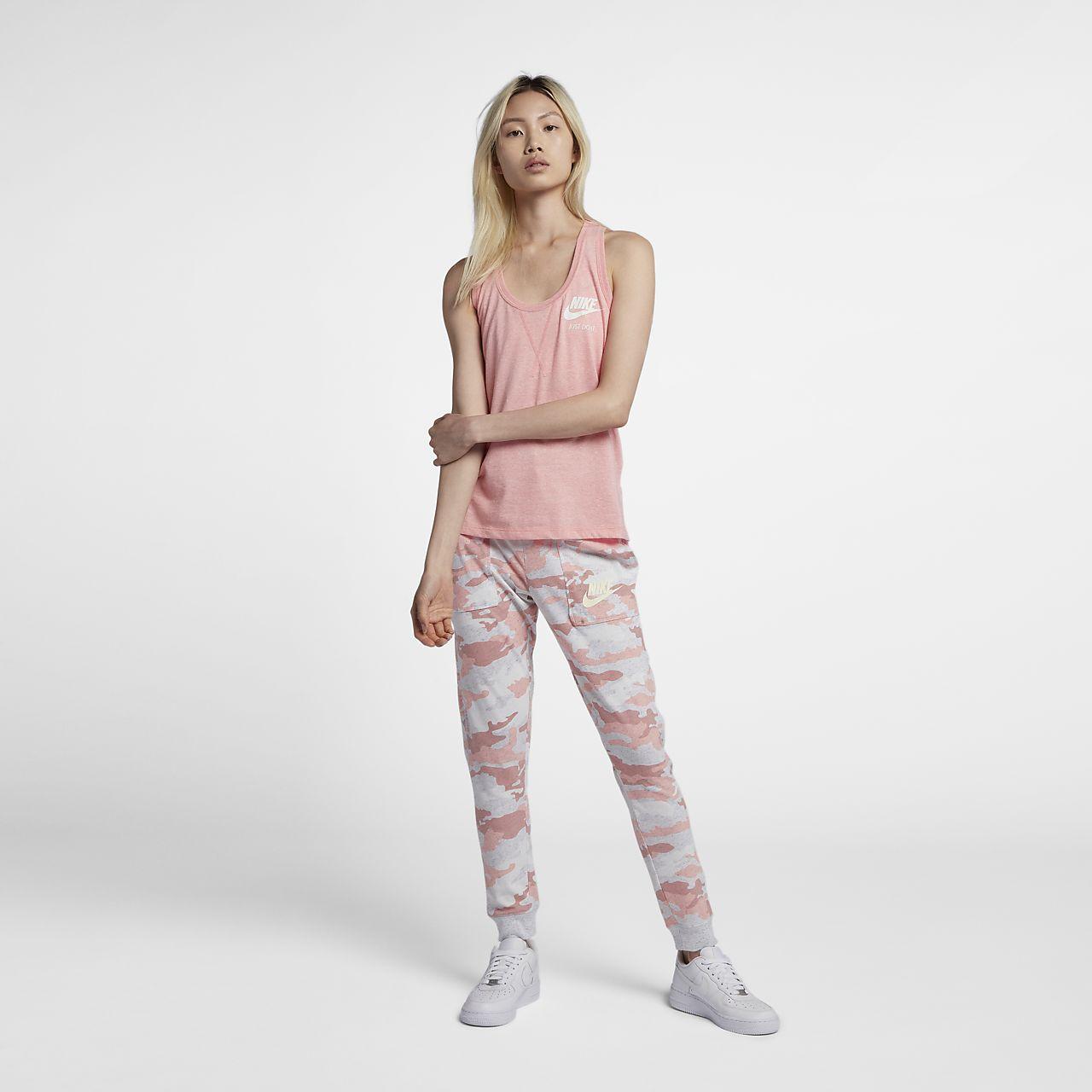 b54a2c13d3 Nike Sportswear Gym Vintage Women's Camo Trousers. Nike.com CA