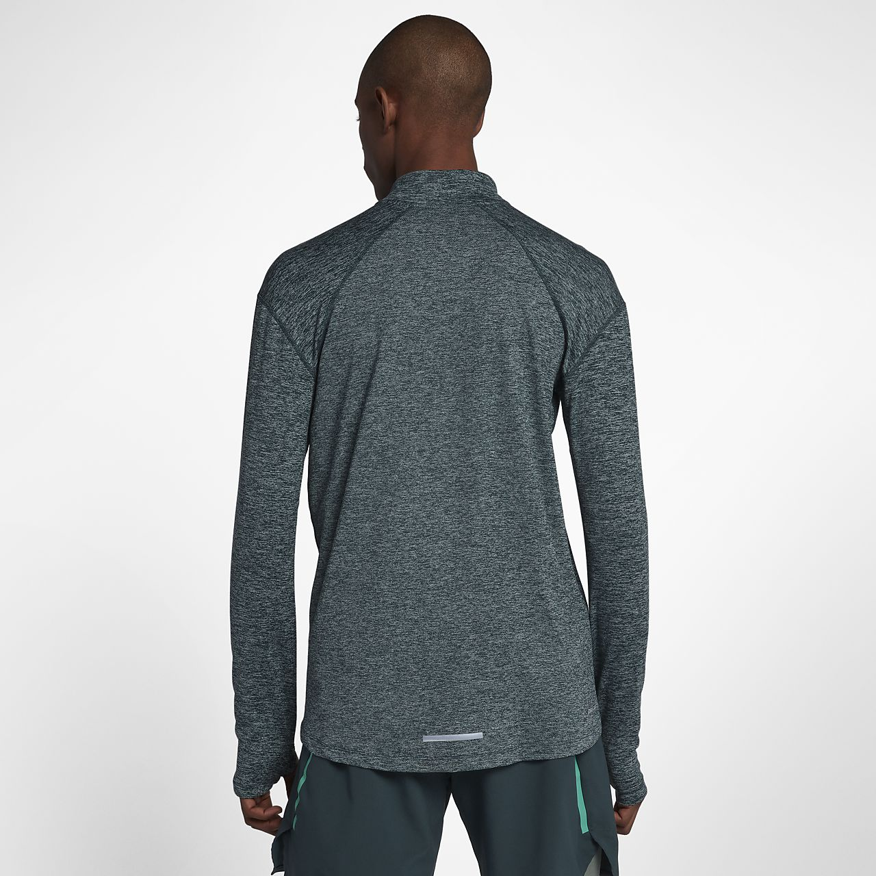 e33adf05 Nike Dri-FIT Men's Long-Sleeve Half-Zip Running Top. Nike.com AU