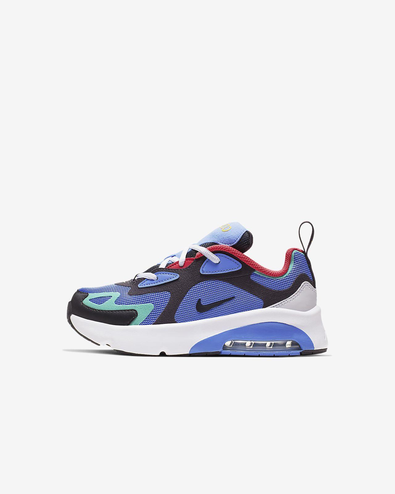 Calzado para niños talla pequeña Nike Air Max 200