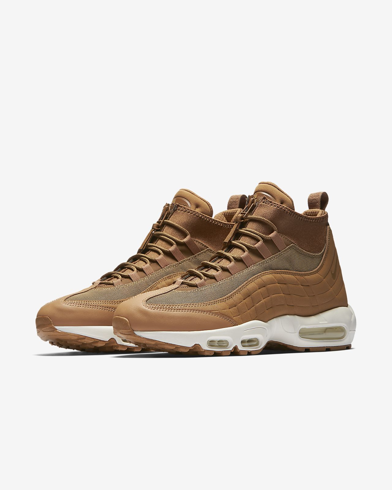 nike air max 95 khaki sneakerboot