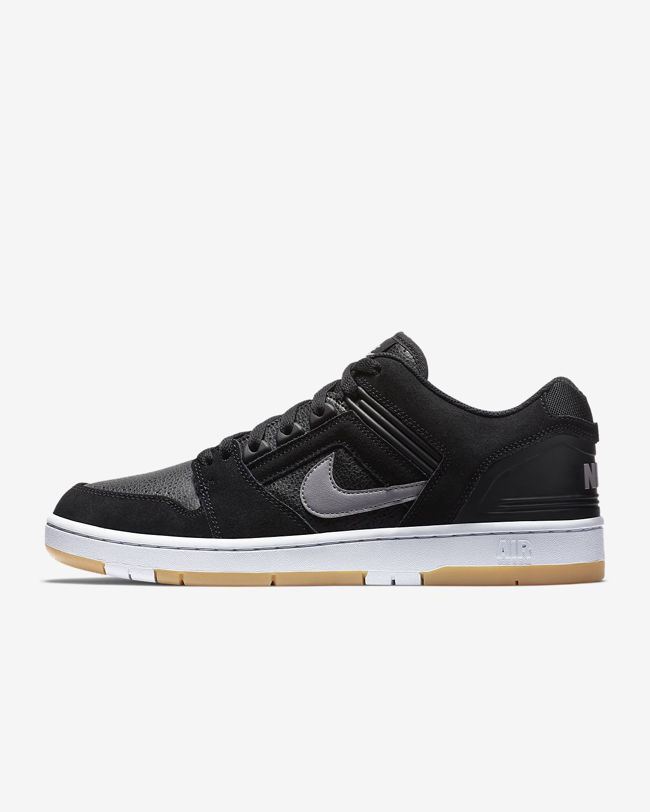 huge selection of 97aee 59cde ... Nike SB Air Force II Low Mens Skateboarding Shoe
