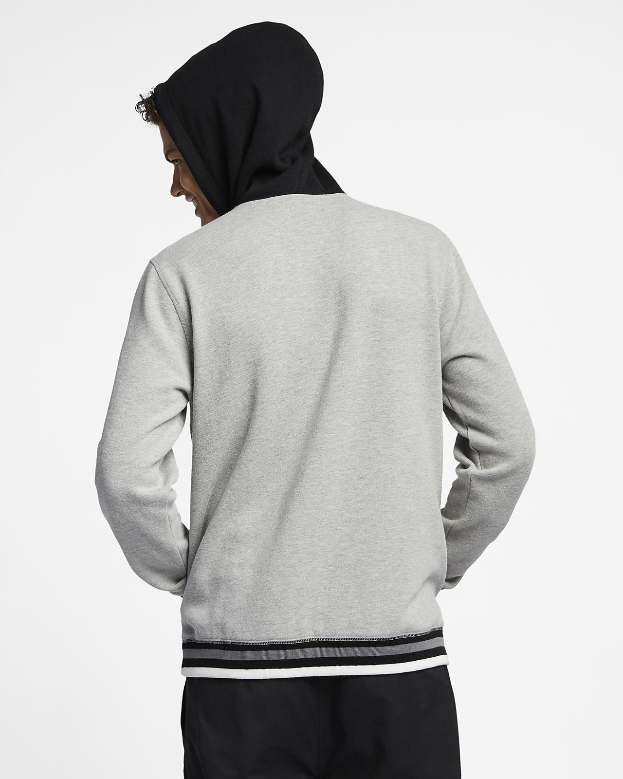 b46d8c6d693d Hurley East Coast Men s Fleece Pullover Hoodie. Nike.com