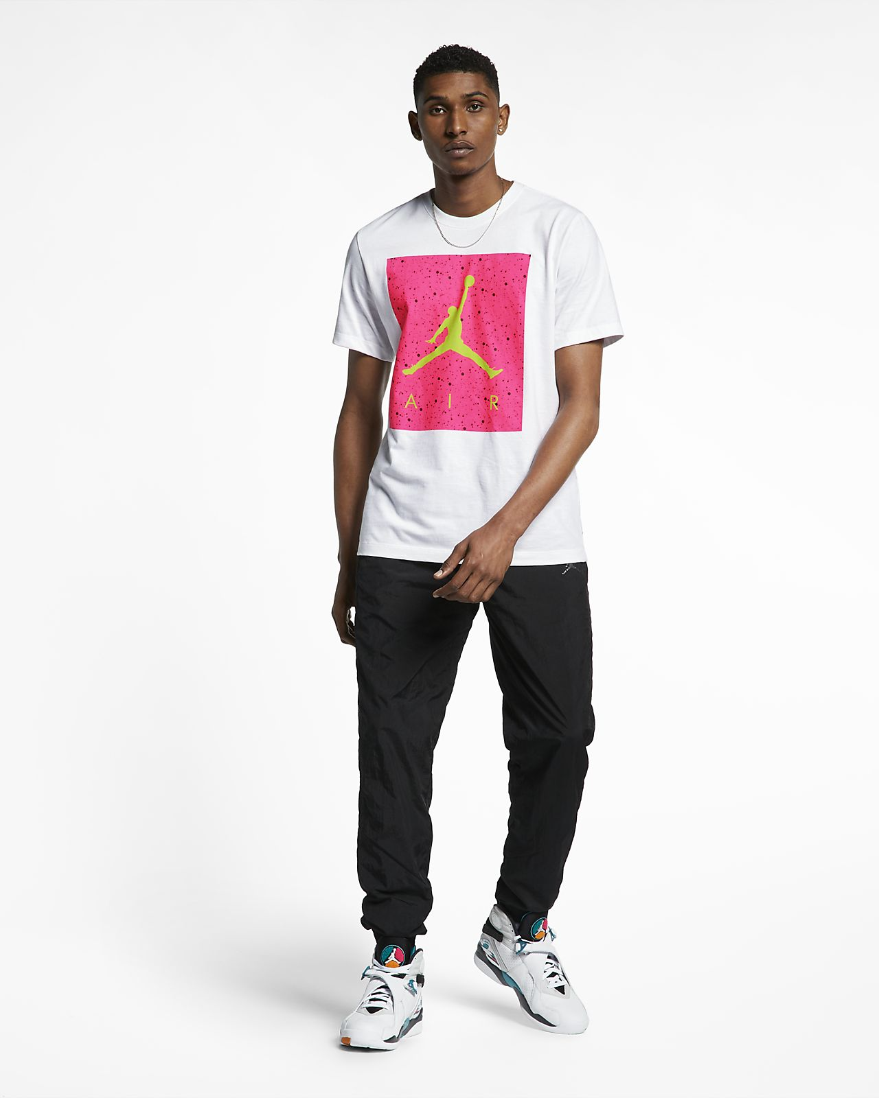 91d005b37fd Jordan Poolside Men's T-Shirt. Nike.com LU