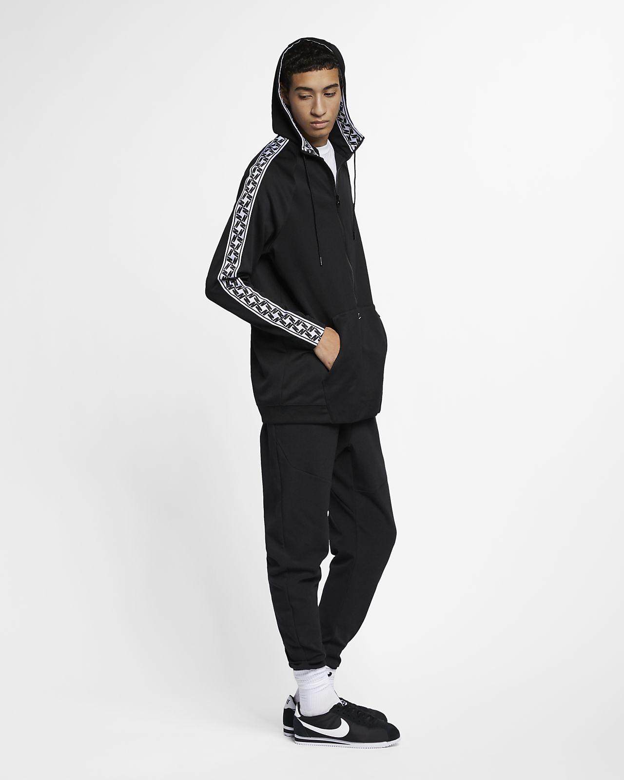 68245f46b Nike Sportswear Men's Half-Zip Hoodie. Nike.com NZ