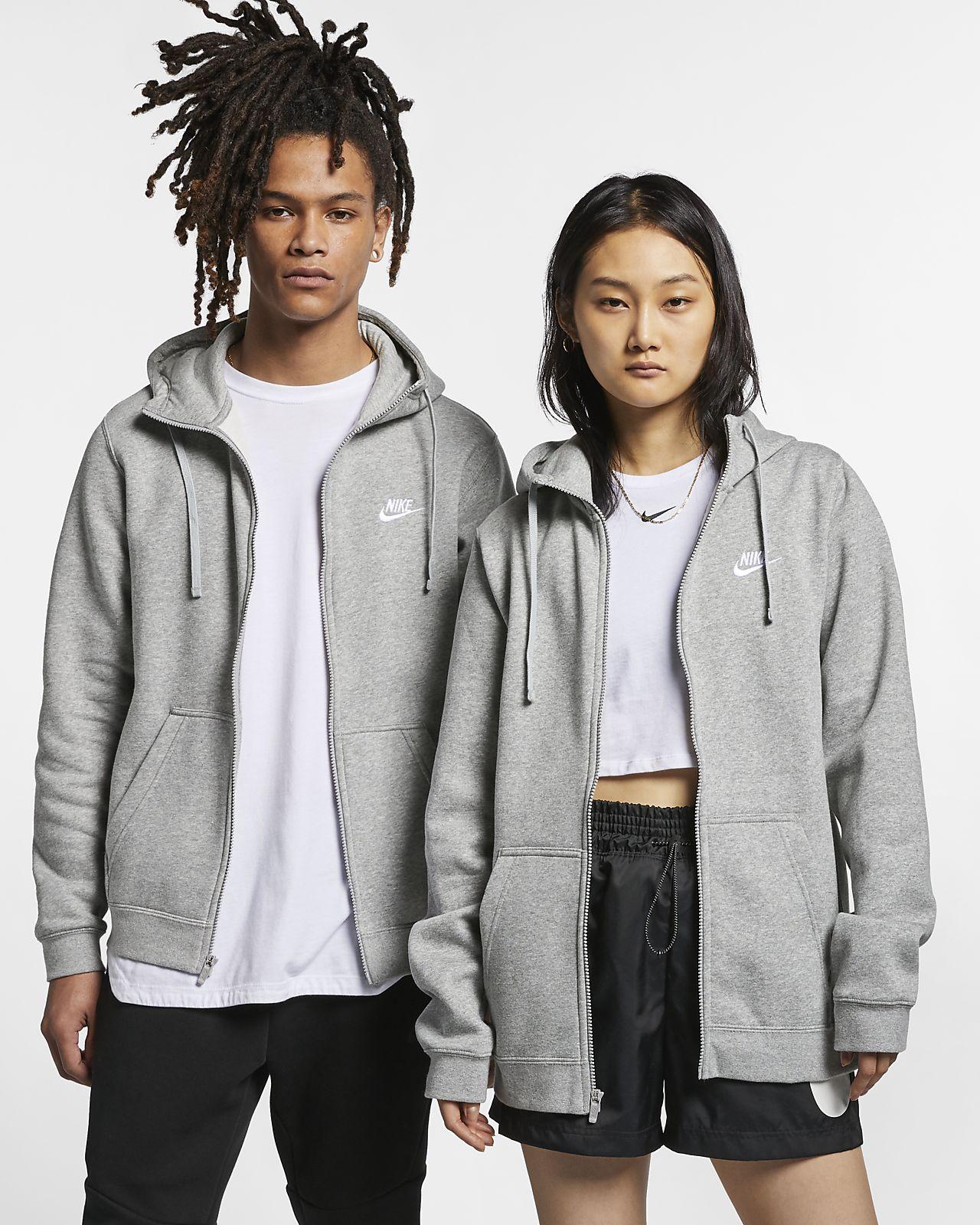 Nike Sportswear Club Fleece Kapüşonlu Üst