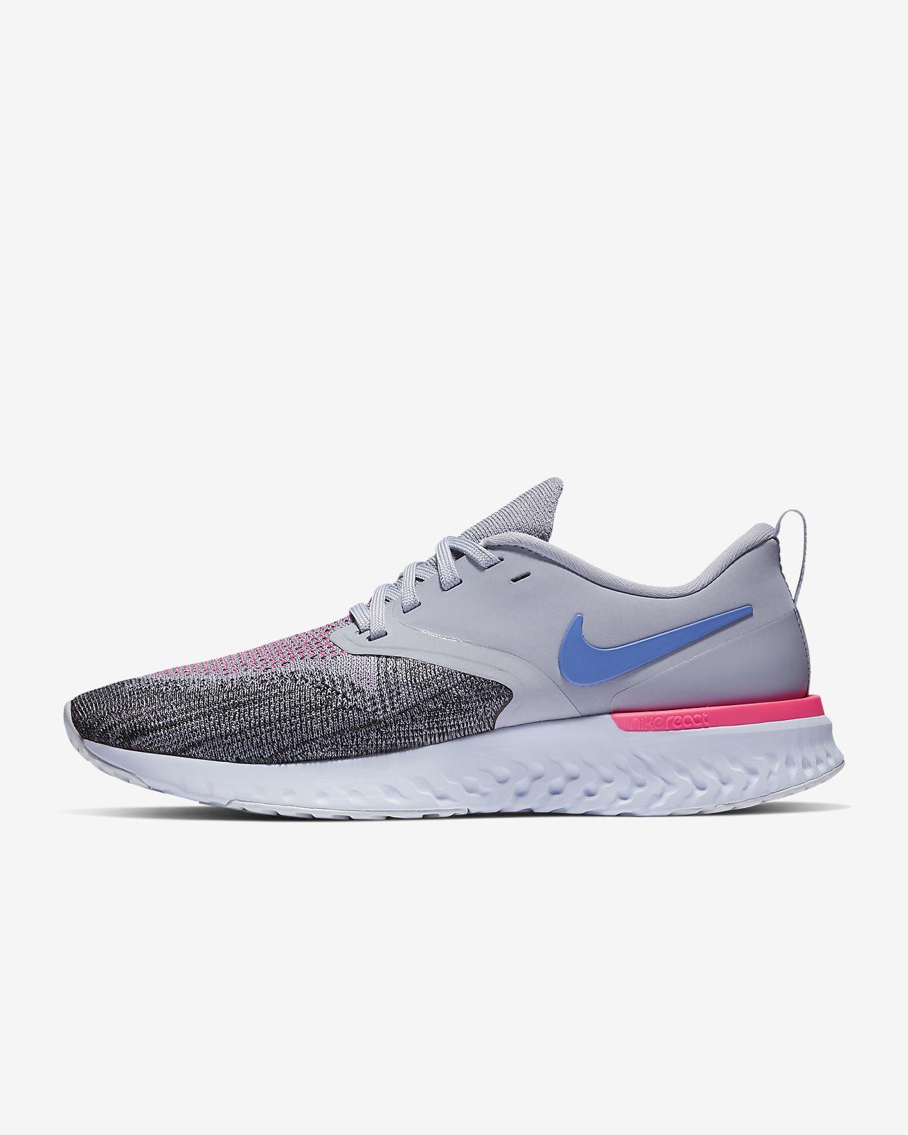 Dámská běžecká bota Nike Odyssey React Flyknit 2. Nike.com CZ 72883733afd