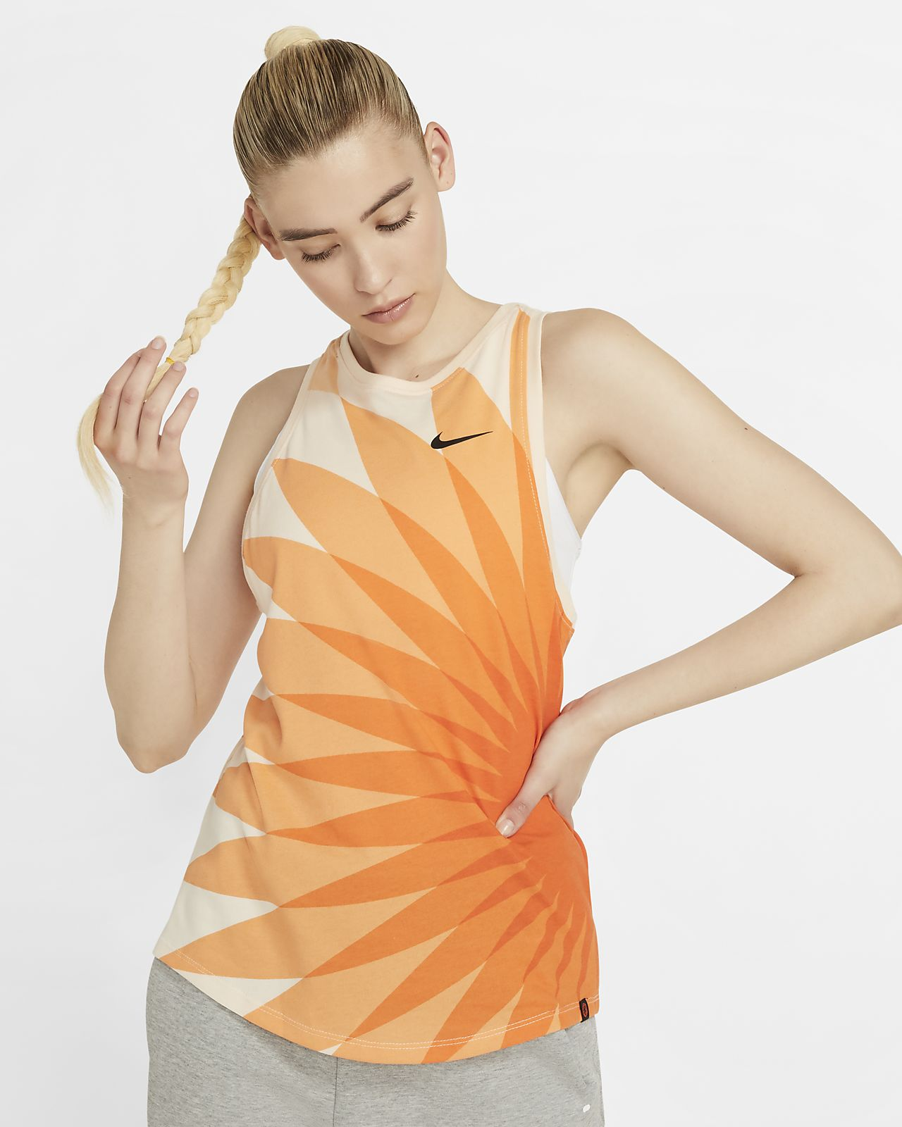 Camiseta de tirantes para mujer Netherlands