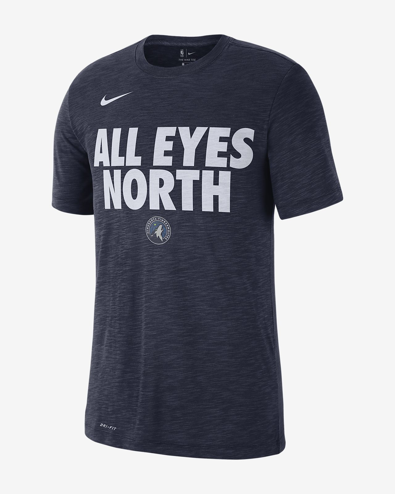 Minnesota Timberwolves Nike Dri-FIT Men's NBA T-Shirt