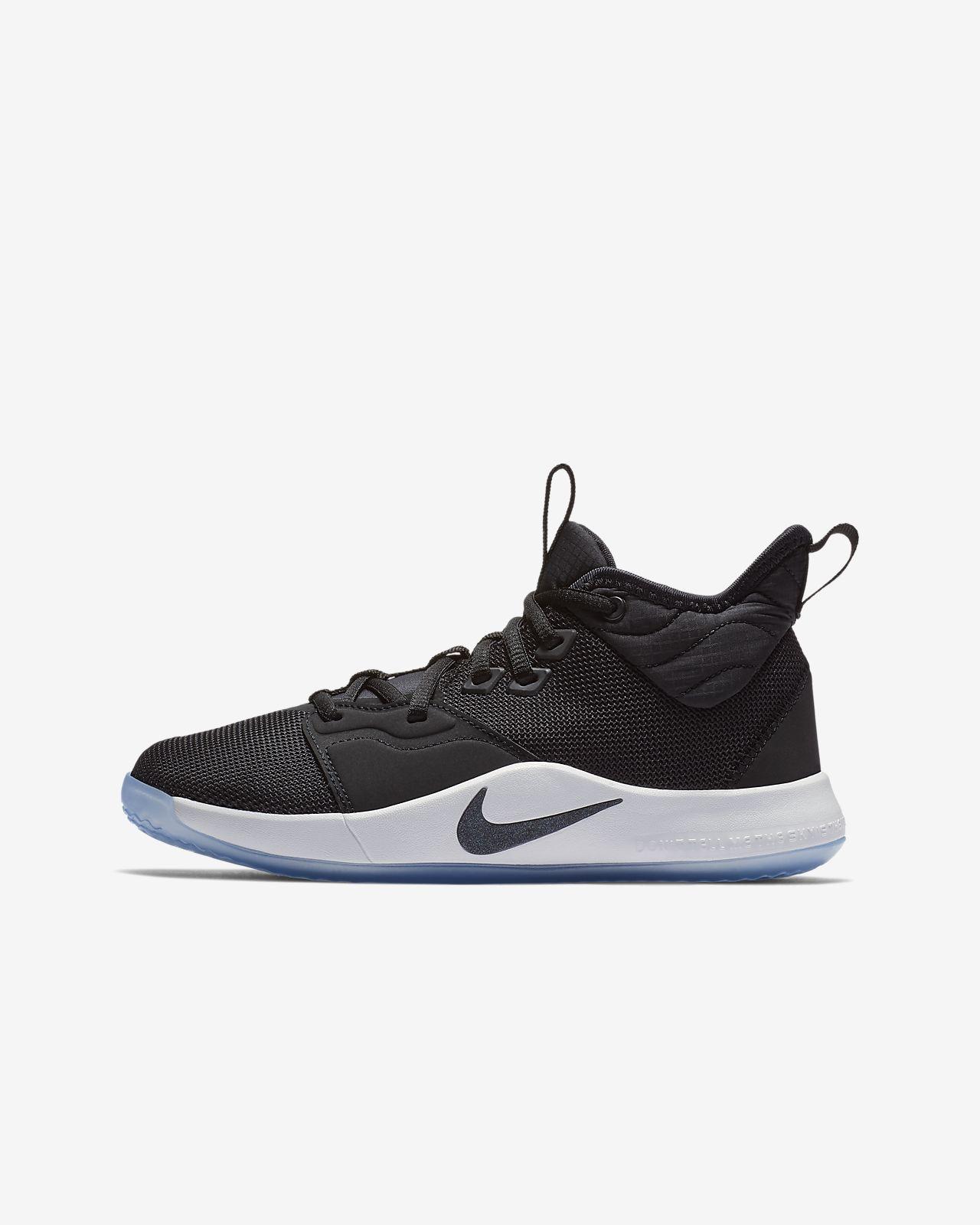 PG 3 Older Kids' Basketball Shoe