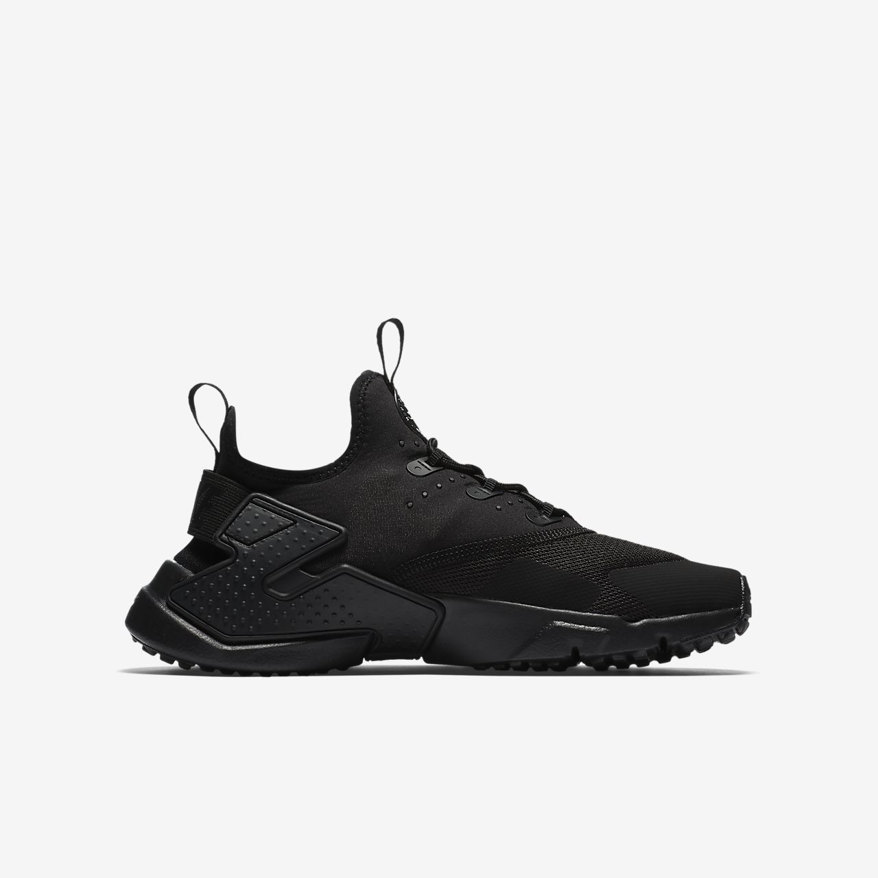 Nike SportswearHUARACHE RUN DRIFT - Trainers - black/anthracite/white tb9MW9RWo