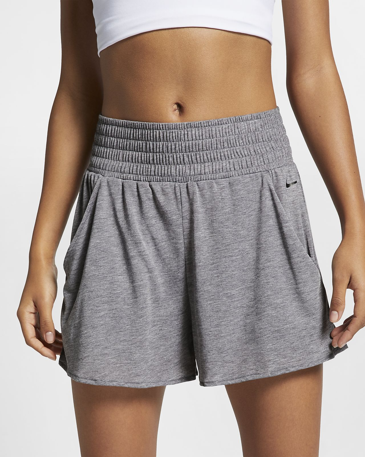 Nike Dri-FIT Studio Women's Yoga Training Shorts