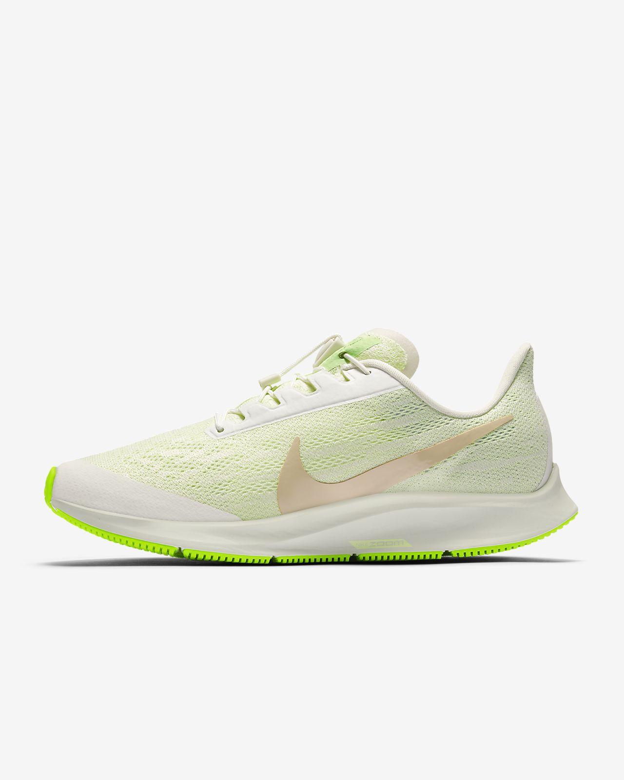 Dámská běžecká bota Nike Air Zoom Pegasus 36 FlyEase (široké provedení)