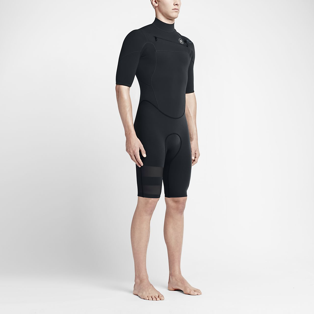 ... Hurley Fusion 202 Short-Sleeve Springsuit Men's Wetsuit