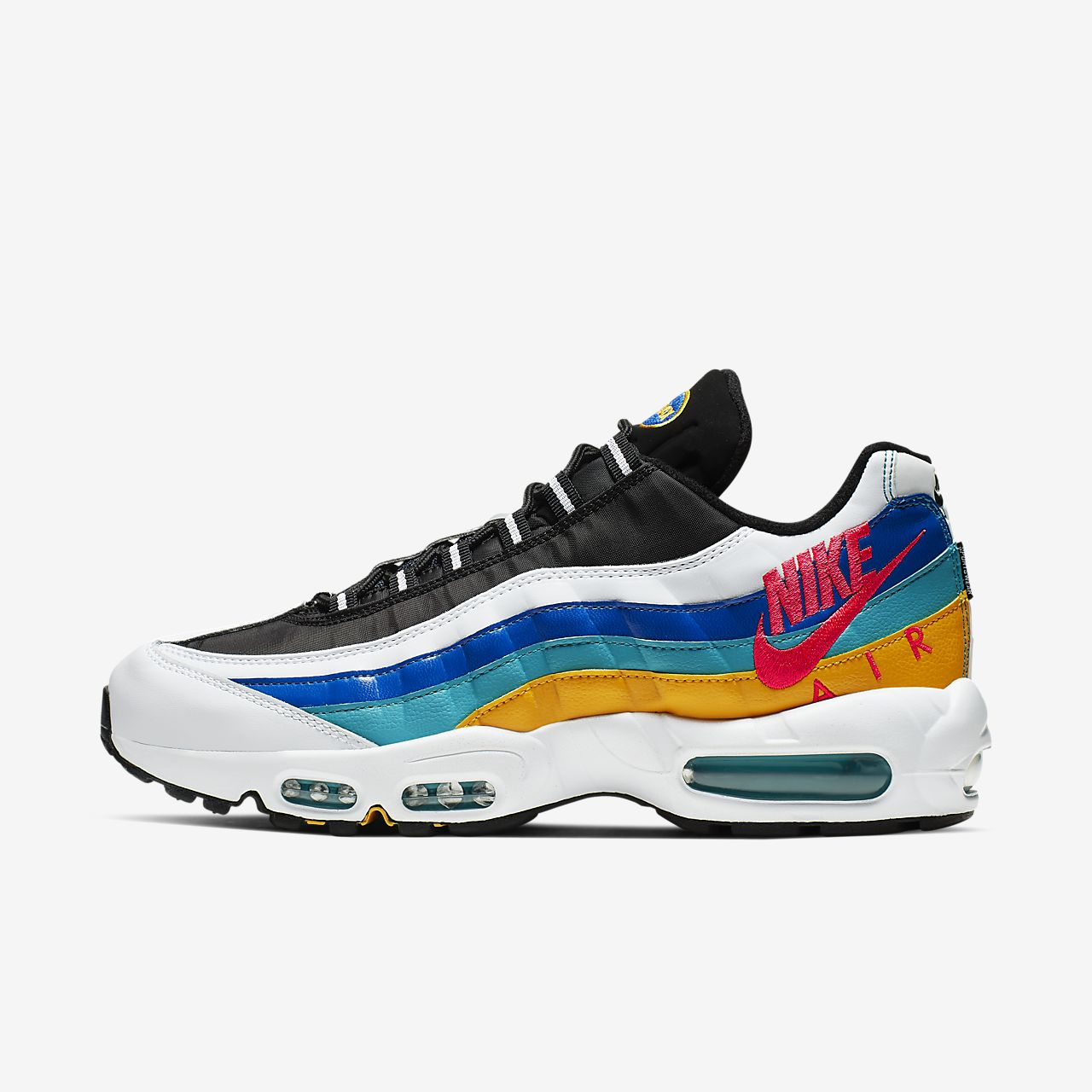 separation shoes be770 79c8e Nike Air Max 95 SE Men's Shoe