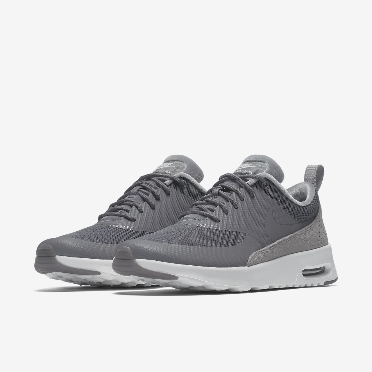 Nike Wmns Nike Air Max Thea Lx Gris Igtaco