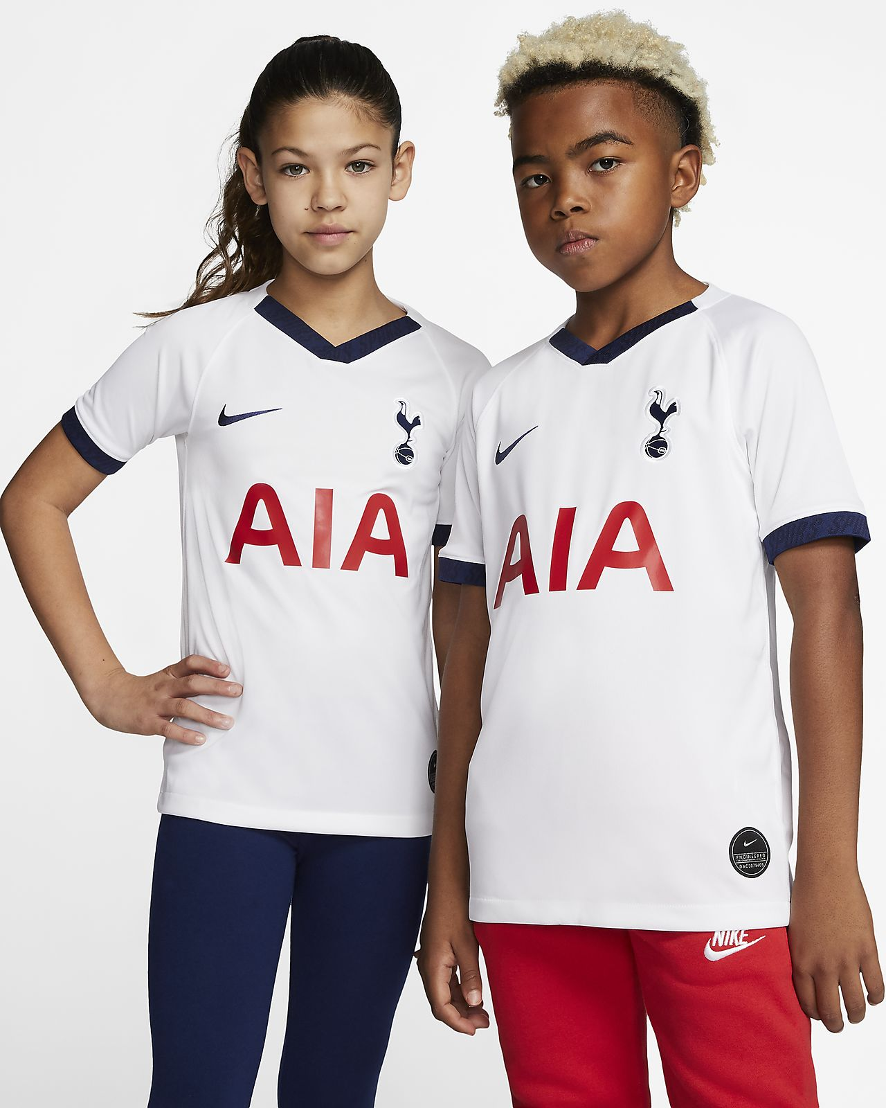 Maillot de football Tottenham Hotspur 2019/20 Stadium Home pour Enfant plus âgé