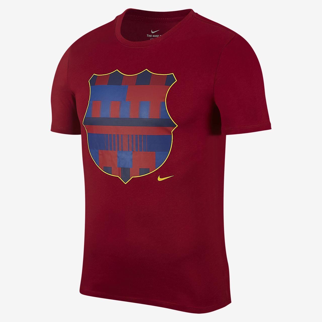 เสื้อยืดผู้ชาย FC Barcelona