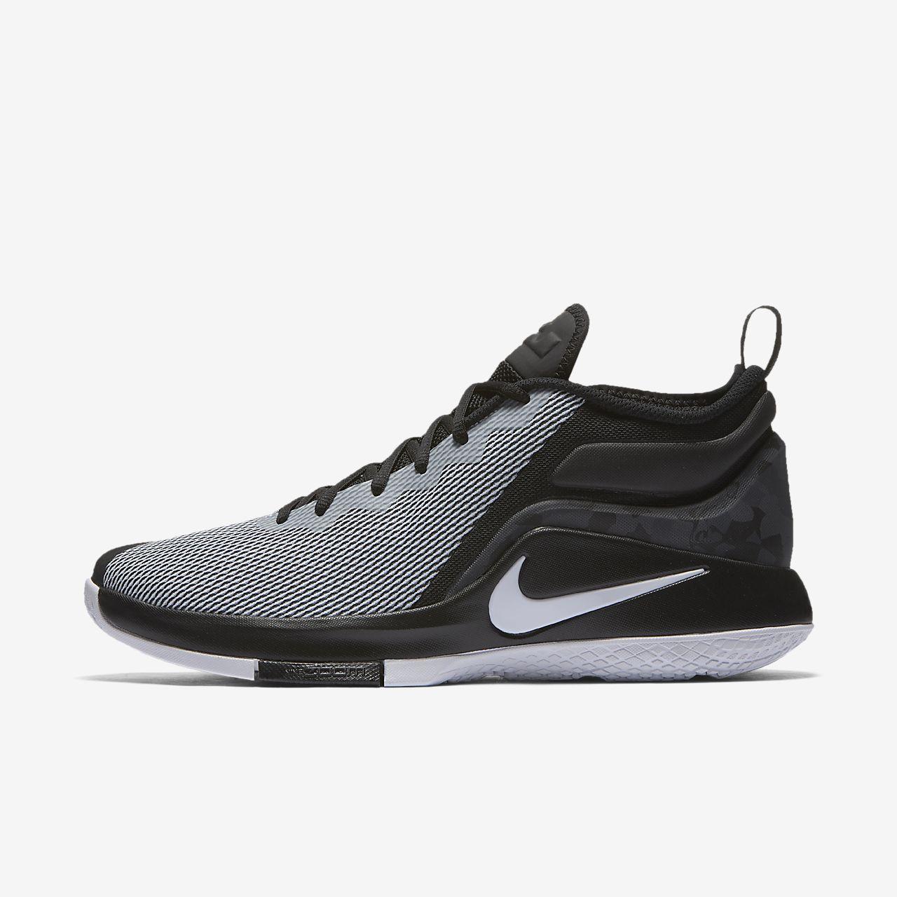 Weiß Schuhe Rot Nike Lebron Witness Herren Basketball