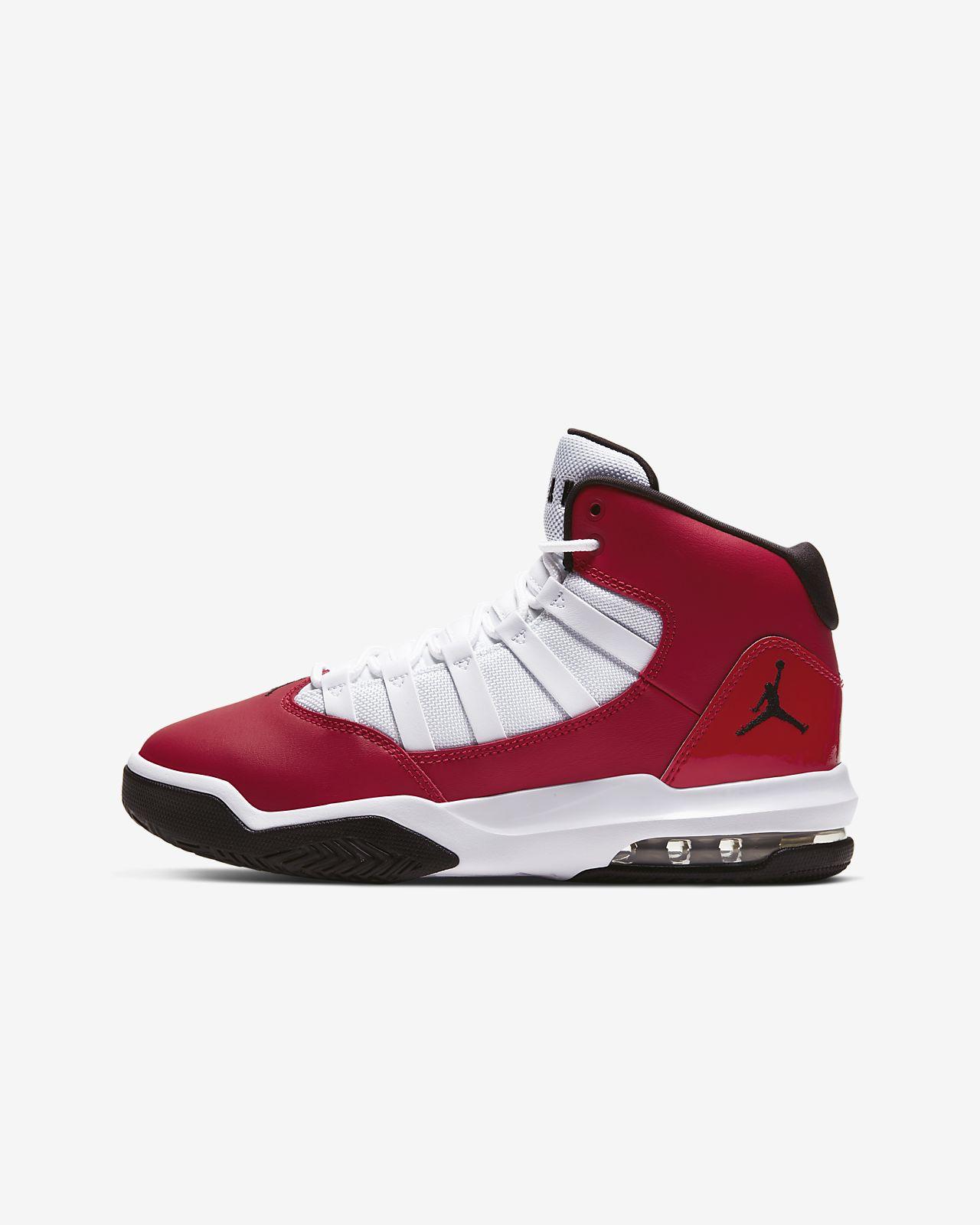 Jordan Max Aura sko til store barn