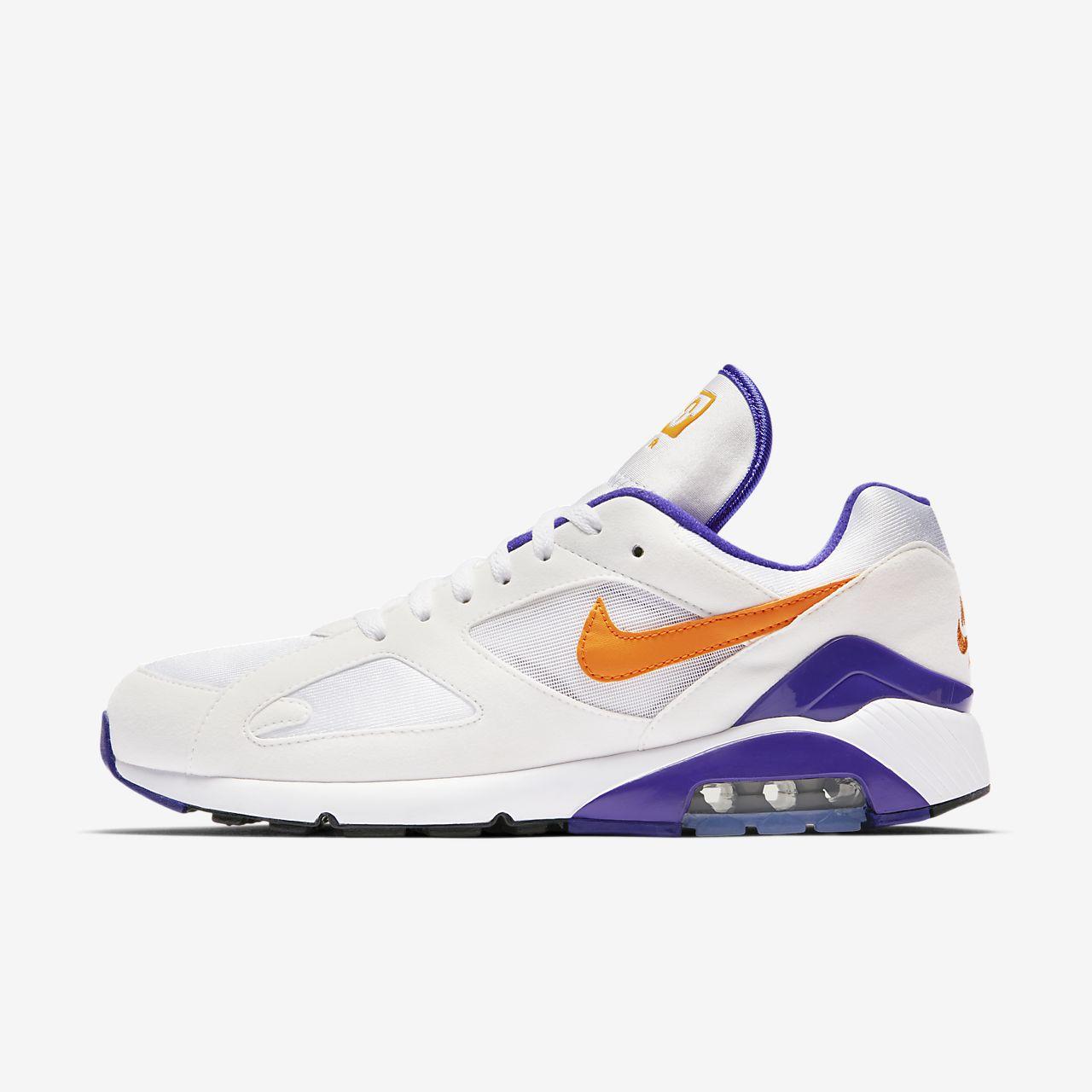 Mens Nike Air Max 180 Light Purple Shoe Loved Around