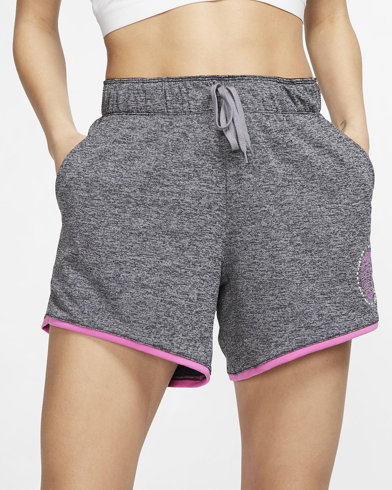 Nike Dri-FIT Damen-Trainingsshorts