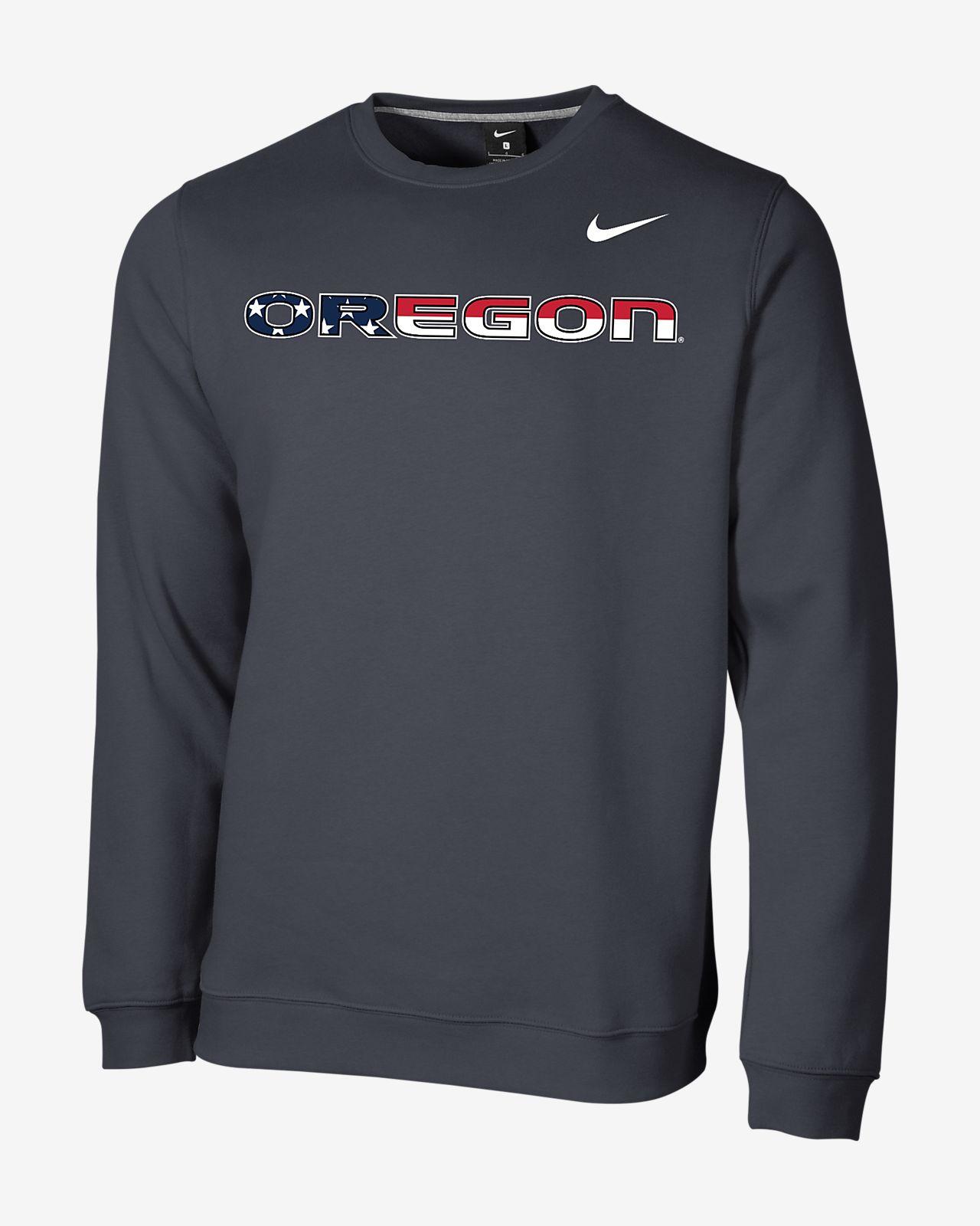Nike College (Oregon) Men's Crew