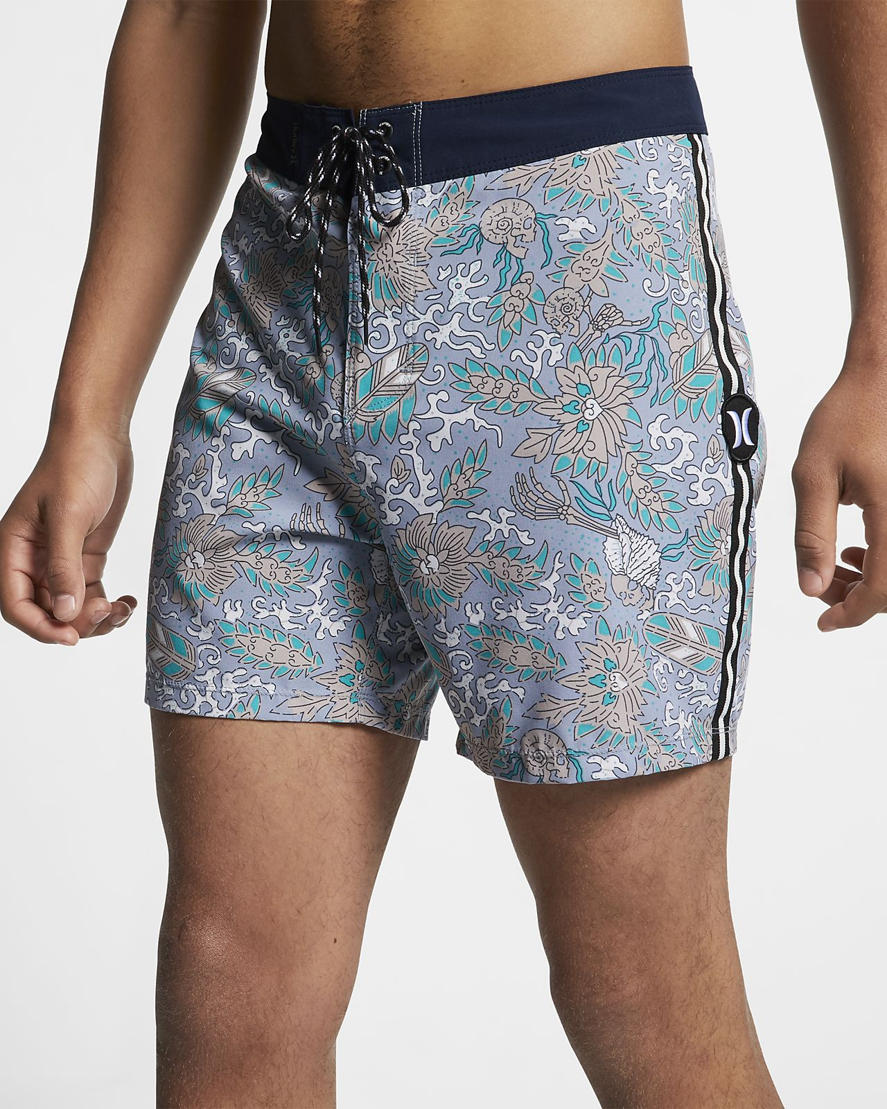 Boardshort Hurley Phantom Tombstone 41 cm pour Homme