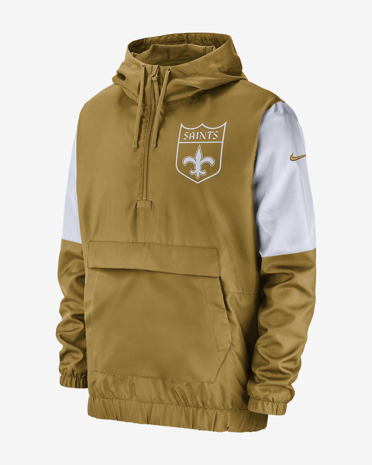 cheaper 12215 ffc1d Nike Anorak (NFL Saints) Men's Jacket