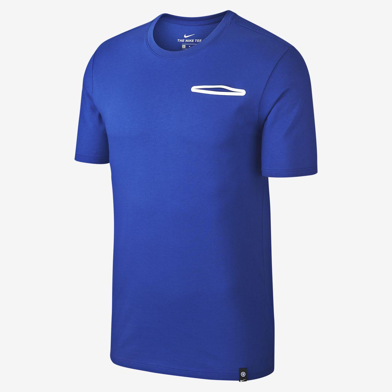 Chelsea FC T-skjorte for herre