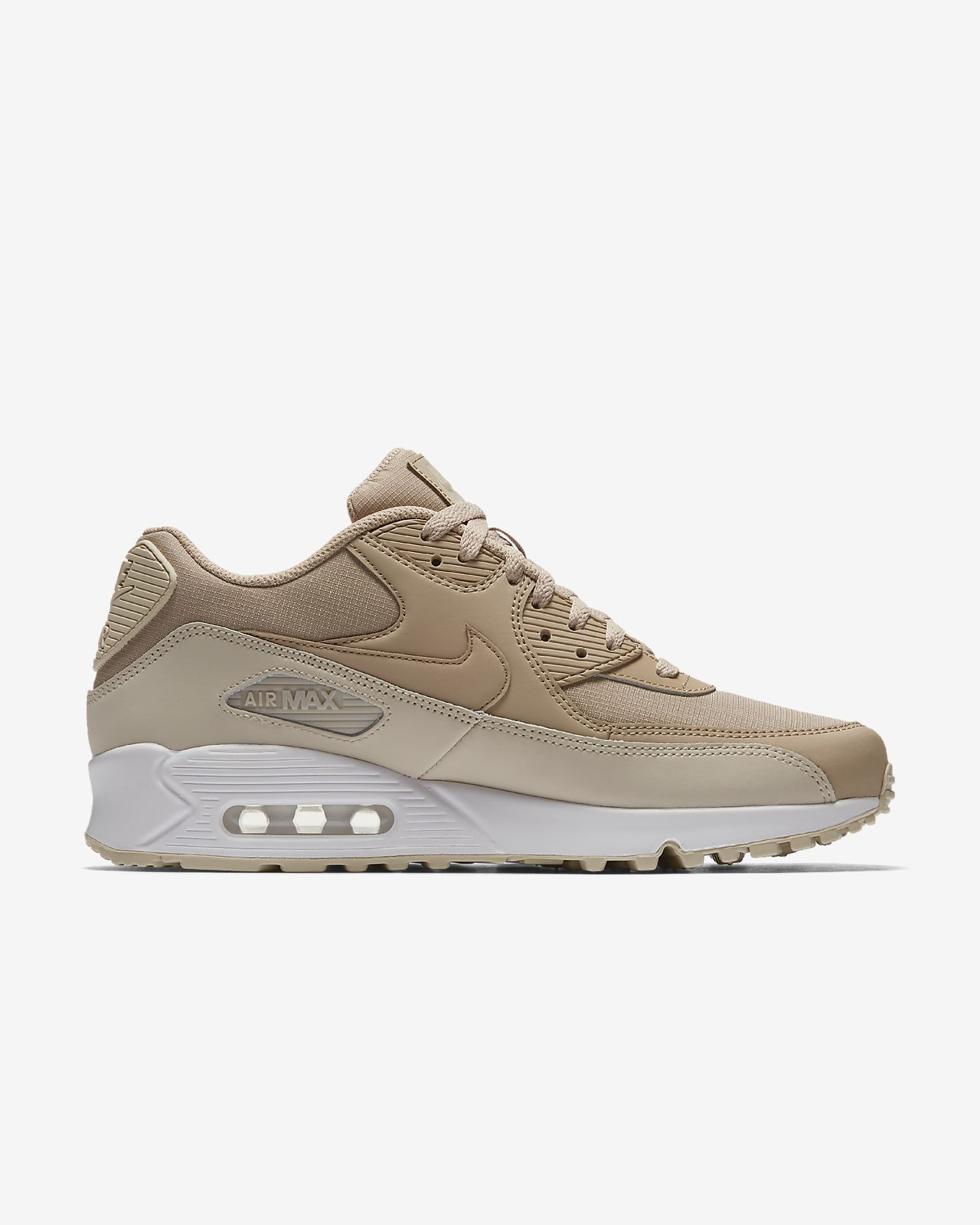 Beige Nike Air Max 90 Chaussures Pour Hommes QX1pume - marking ... cf80d88f9db2
