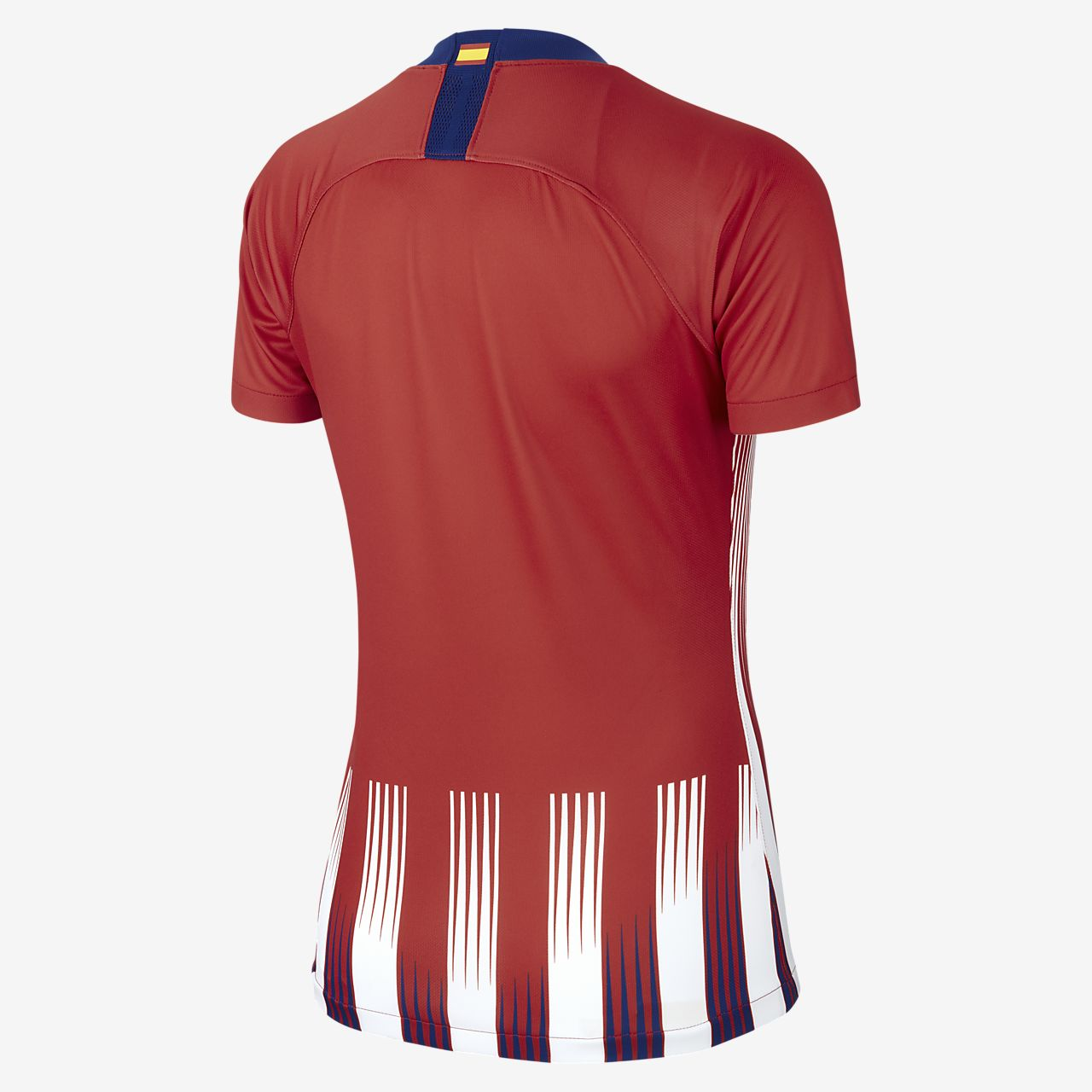 ... Camiseta de fútbol para mujer de local Stadium del Atlético de Madrid  2018 19 443c3c4e56249