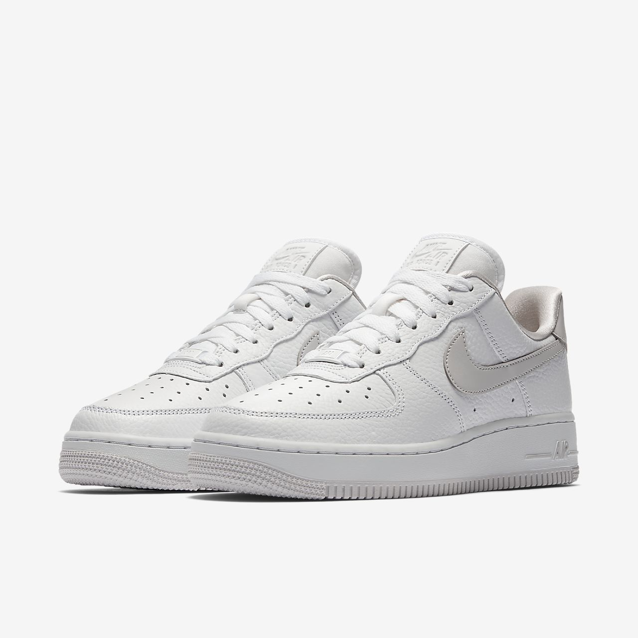 Air Casual Force Blanches Fille 1 Nike H8apdaidwz Chaussures
