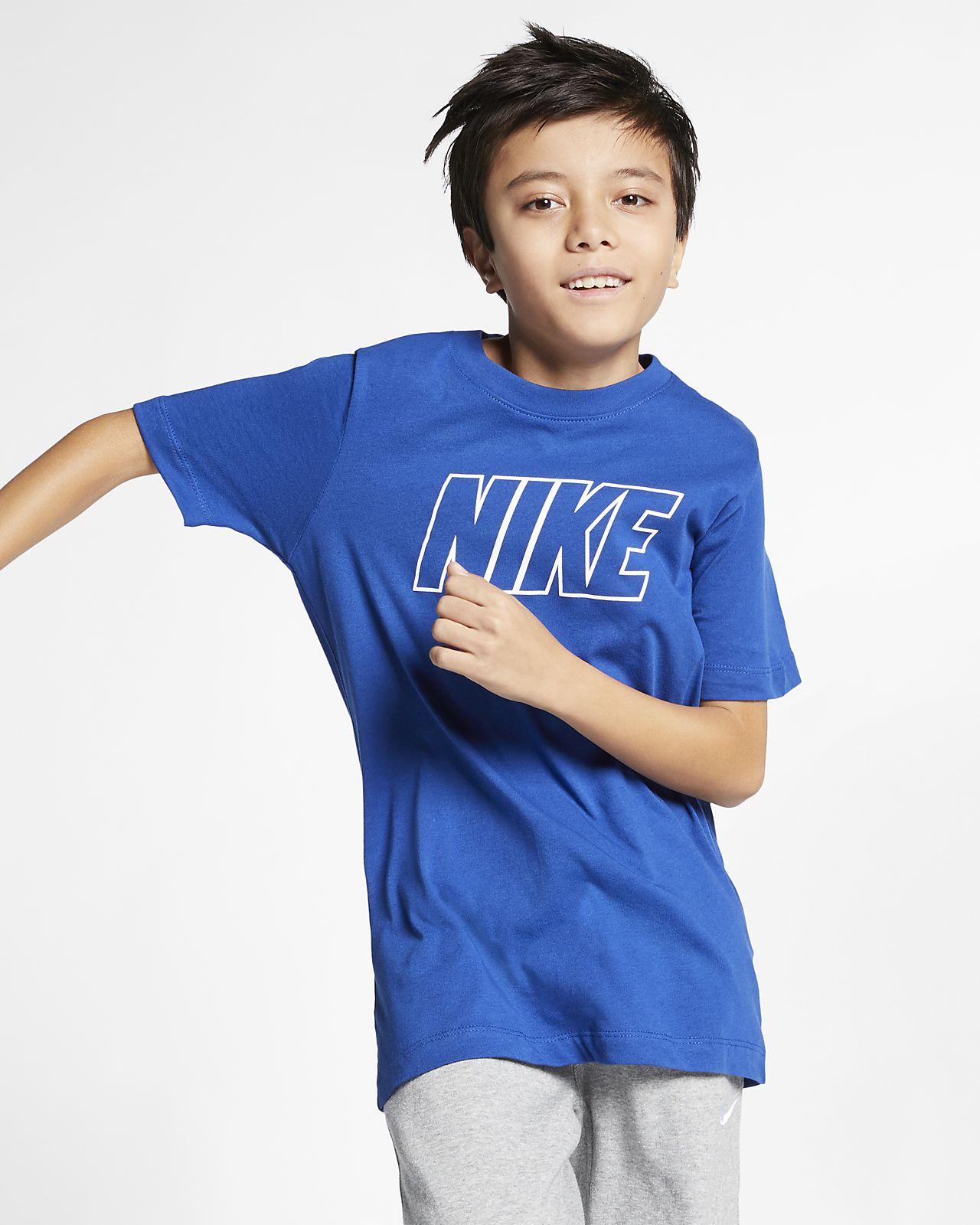 ceddd1d16 Nike Sportswear Camiseta - Niño. Nike.com ES