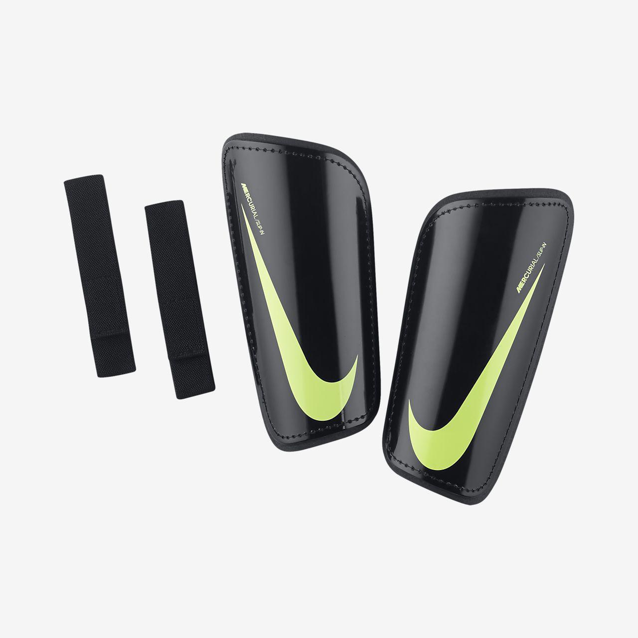 Protección de fútbol para pierna Nike Hard Shell Slip-In. Nike.com CL