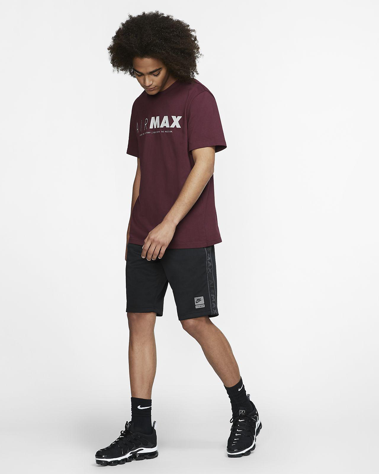 e76b055d00dc Nike Sportswear Air Max Men's Short-Sleeve Graphic T-Shirt. Nike.com ZA