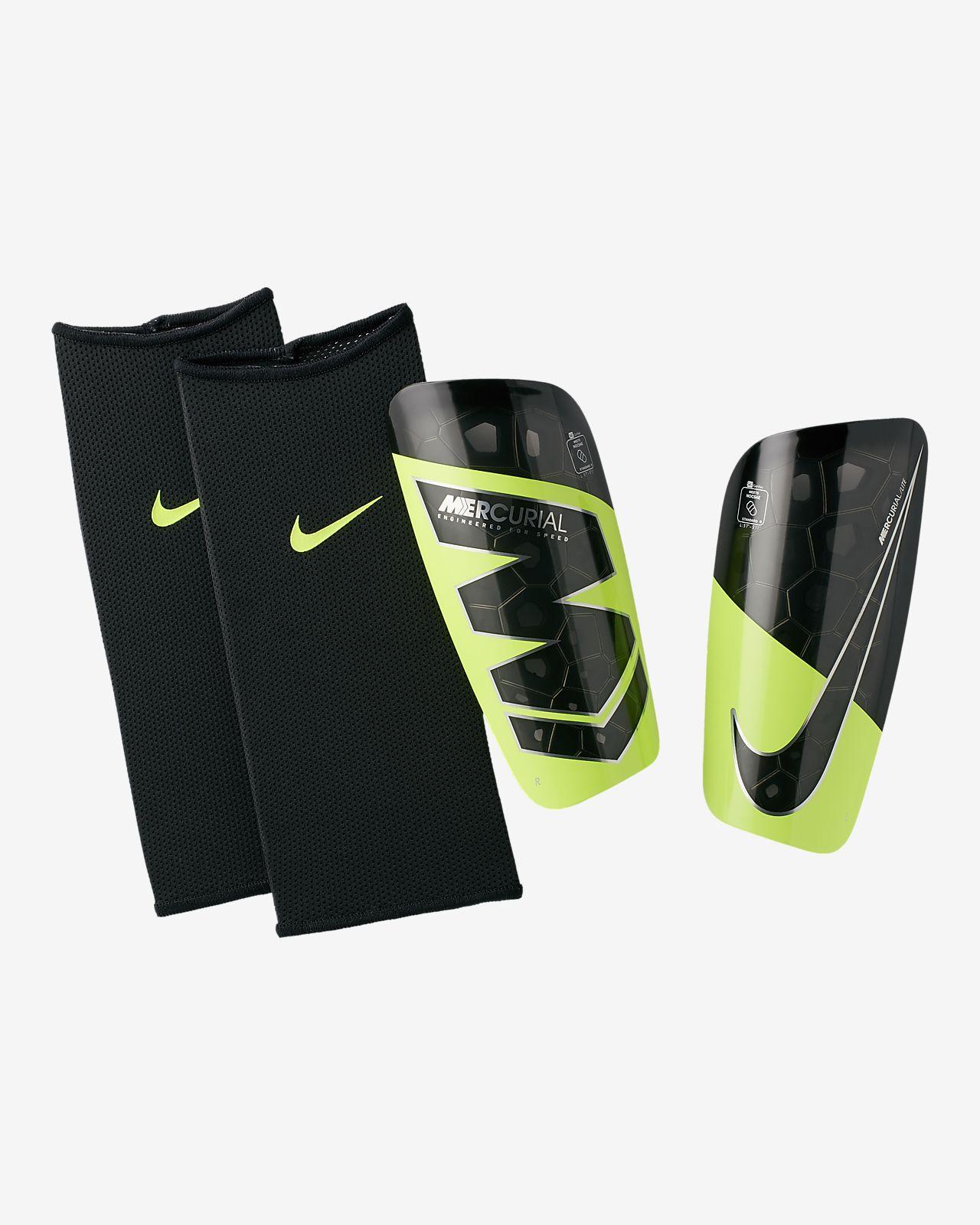 Nike Mercurial Lite Football Shinguards. Nike.com LU aacb3ea17c9f