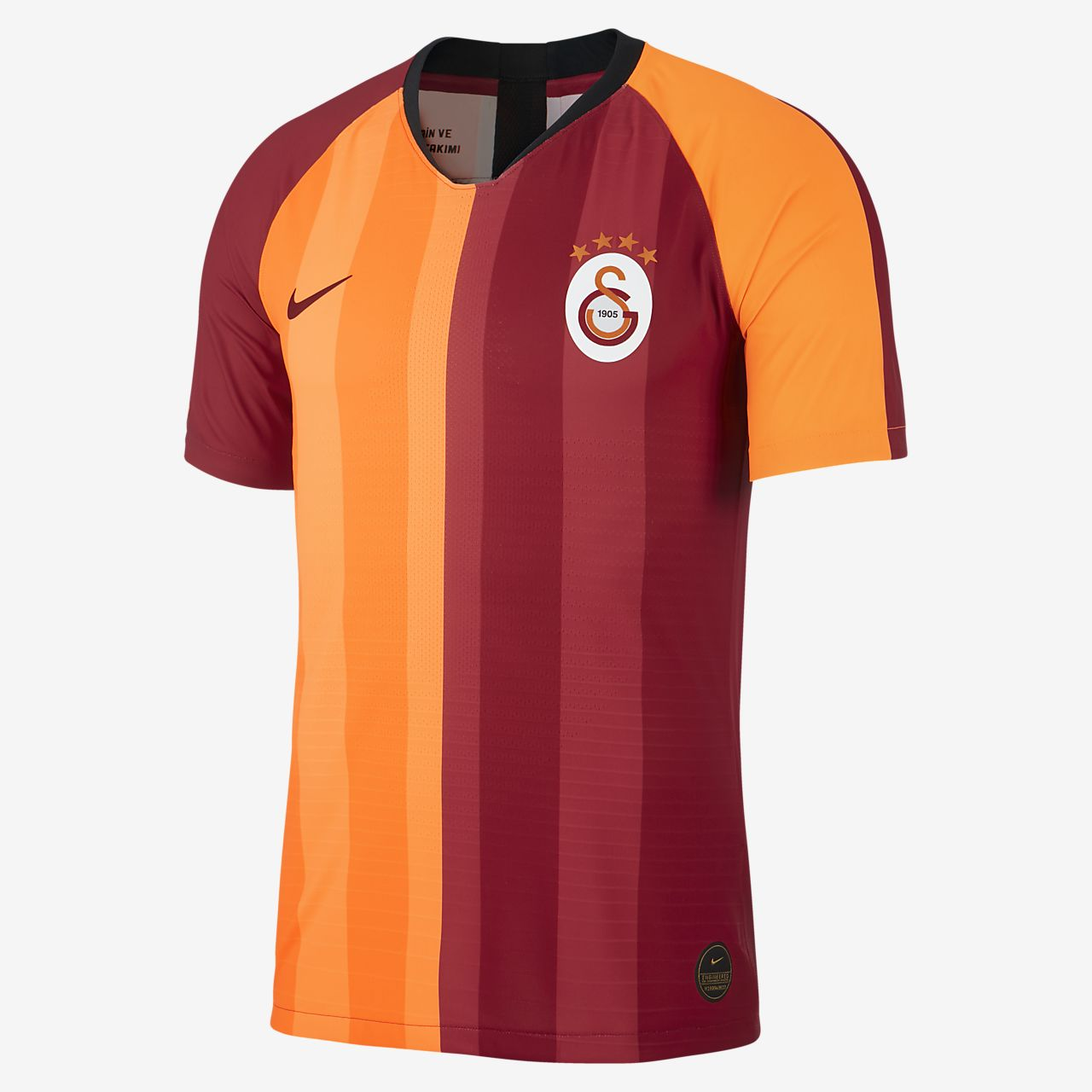 Galatasaray 2019/20 Vapor Match Home fotballdrakt til herre