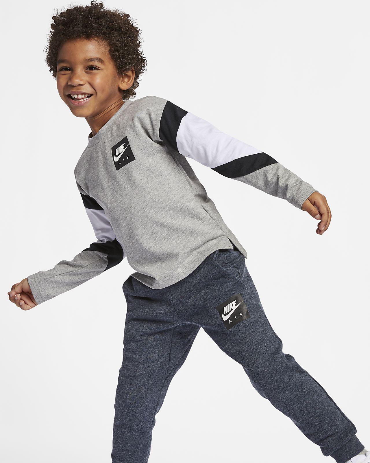 Långärmad tröja Nike Air för barn