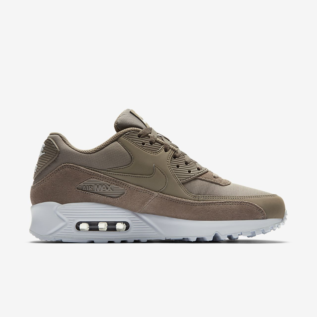 Chaussures Nike Air Max 90 Essential blanches homme sHI0yQk