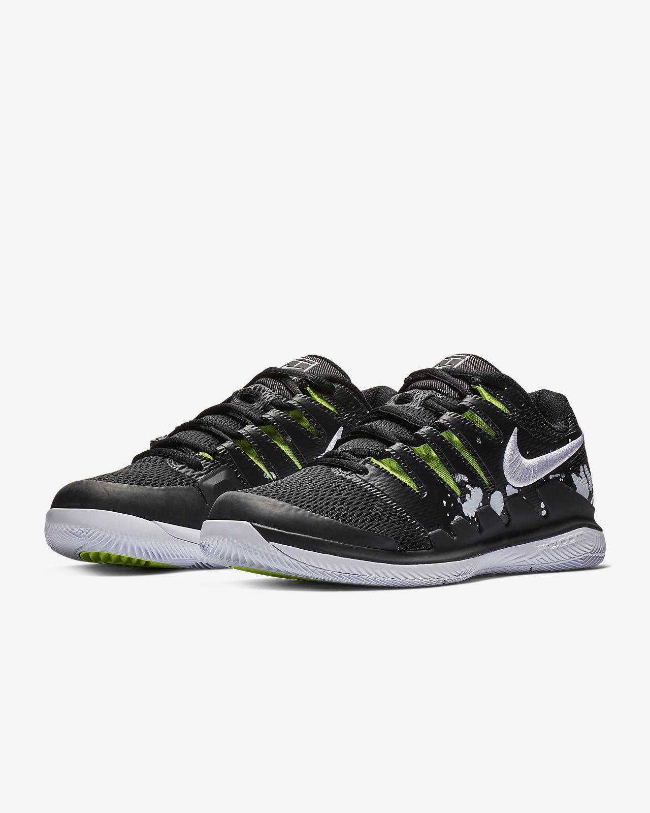 0825d507d7a1 NikeCourt Air Zoom Vapor X Premium Hard-Court Men s Tennis Shoe ...